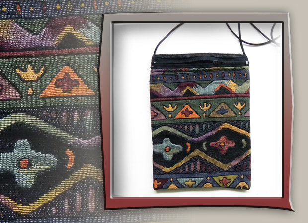 Ethnic Weaved bag